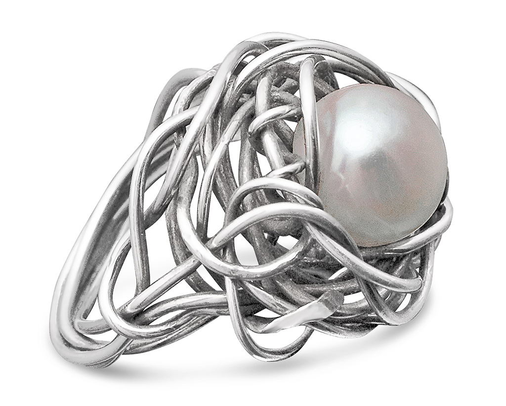 Nest Egg Ring