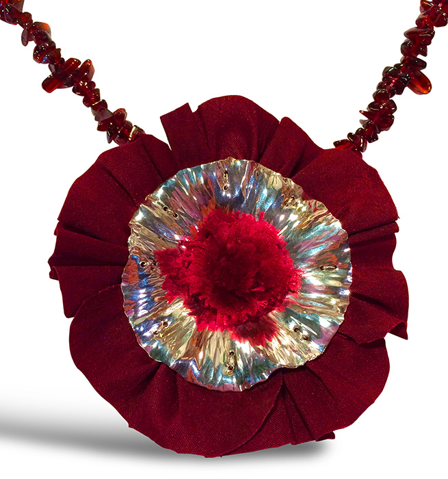 Glorious Garnet Necklace