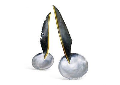 Feather Spoons